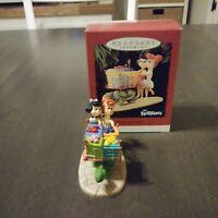1995 Flintstones Betty & Wilma Hallmark Keepsake Ornament