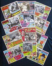 GERMAN VALDES TIN TAN Rare COLLECTION LOBBY CARD PHOTO SET 1940s 1950s 1960s 70s