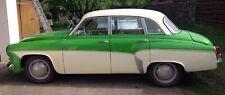 PKW Wartburg 311, Bj.1960, formschöne DDR-Legende, Restauriert, H- Gutachten