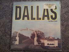 Dallas - The Music Story Soundtrack LP