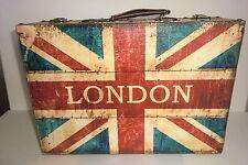 London Souvenir-Unique retro , new wooden brief style case --a special gift
