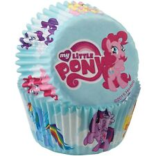 NEW WILTON MY LITTLE PONY BAKING CUPS