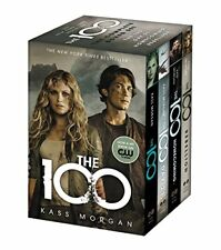 The 100: The 100 Complete Boxed Set by Kass Morgan (2017, Paperback)