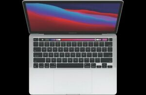 "Brand New Apple MacBook Pro 13"" M1 Chip 8GB RAM | 256GB - Silver - MYDA2X/A"