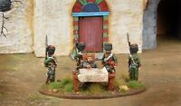 Napoleon at Waterloo 1815 command base  Painted 28mm Metal