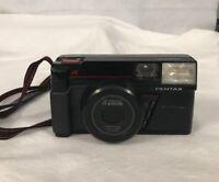 Pentax Zoom 35mm Film Camera – AF Zoom 70mm Tele-Macro Lens - Fast Free Ship F19