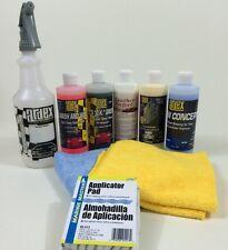 Autocare - Wash, Wax, Clean & Shine ARDEX AUTO DETAILING PRO KIT 16oz