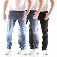 Jack & Jones Glenn Original Slim Fit Herren Jeans - verschiedene Waschungen