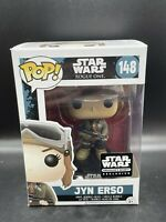 Funko Pop Star Wars Rogue One Jyn Erso Smugglers Bounty 148