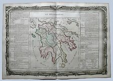 Le Peloponese Peloponneso Messenia Arcadia Argolide Egina Corinto Zacinto Elis