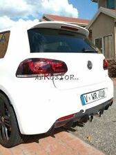 CARBON FIBER GARAGE VARY REIFE STYLE REAR DIFFUSER FOR VW GOLF 6 MK6 R20