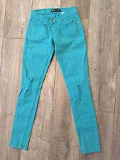 Women's Levis 524 Too Superlow 0 M 24 32 turquoise
