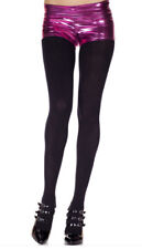 1PC Opaque Solid Color Everyday Full Pantyhose Stretch Tights Hosiery Dance OS