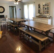 Custom Dining Room Table