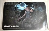 Shadow of the Tomb Raider Metal Art Card Square Enix Official Plaque (NO GAME)