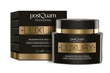 Postquam Professional Lusso Oro Crema Rigenerante Notte 50ml-Paraben Free
