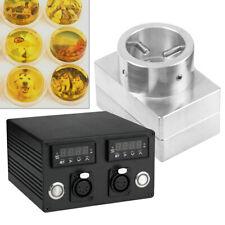 Used3x5 Rosin Press Plates2 Heating Rod Rosin Press Machinetemp Controller