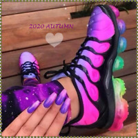 2020 Plus Size Sneakers Outdoor Sports Shoes Multicolor Comfortable Chunky
