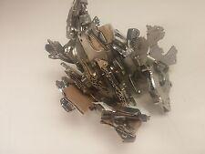 LOT of 3 Lbs 8 Oz Neodymium Rare Earth Hard Drive Magnets NdFeB NEO w/ Backplate