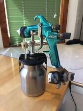Binks Hvlp Gun, S.S. Cup & Pressure Accumulator