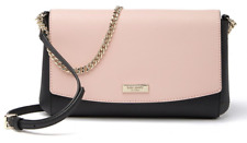Kate Spade New York Laurel Way NWT Crossbody Bag WKRU5437 Greer Pink Leather