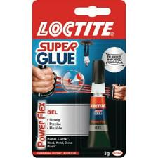 Loctite Power Flex Gel Super Glue, Flexible / Rubber Infused & Extra Strong 3g