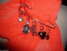 Markenlose Modeschmuck-Broschen & -Anstecknadeln aus Gemischte Metallen für Damen