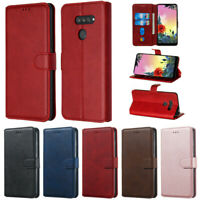 Book Wallet Leather Flip Cover Case For LG K61 K40S Q60 V40 V50 K40 K50S Stylo 5
