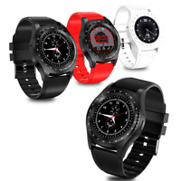 Premium SmartWatch L9 Bluetooth Uhr iOS Android iPhone Samsung SIM Kamera Handy