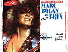(2CD's) Marc Bolan & T. Rex - The Phantastic Collection - 20th Century Boy, u.a.