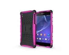 Carcasas Para Sony Xperia Z3 color principal rosa para teléfonos móviles y PDAs