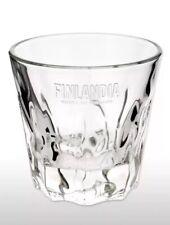 Finlandia Vodka Tumbler Glass