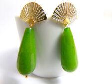 Mode-Ohrschmuck mit Tropfen-Schliffform für besondere Anlässe