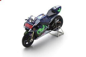 M43001 Spark 1:43 Yamaha YZR M1 #99 Movistar Yamaha MotoGP Win Spanish GP 2015