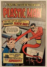 (1964) Super Comics PLASTIC MAN #18! Will Eisner SPIRIT! Classic Jack Cole art!