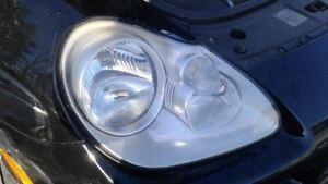 Passenger Headlight Halogen Headlamps Fits 03-06 PORSCHE CAYENNE 1792069
