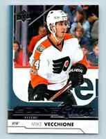 2017-18 Upper Deck Young Guns Mike Vecchione RC #481