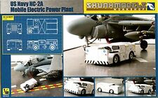 Kinetic 1/48 SW-48021 US Navy NC-2A Mobile Electric Power Plant (2 NC-2A in Box)