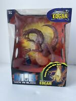 "Alien Terrorist Edgar Vintage Men In Black 10"" Action Figure New NIB 1997 Galoob"