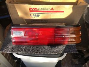 Mitsubishi Galant Right rear light Stanley 0438520R New Old Stock