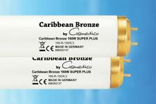 25 x Brand New Sunbed Lamp Caribbean Bronze Super Plus 160W by COSMEDICO 3,1%