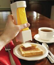 Stick Butter Cutter Slicer Hand Click Blade Dispenser Container Gadget Kit NEW