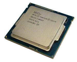 Processeur pour pc de bureau Intel Pentium G3220 3.00ghz Socket 1150
