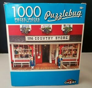 Puzzlebug New 1000 Piece Jigsaw Puzzle Country Store Cape Code, Massachusetts