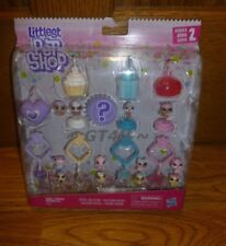 Littlest Pet Shop Frosting Frenzy Series 2 13 Teensies 4 Habitats Charms
