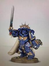 Warhammer 40,000 Space Marines Primaris Captain in Gravis Armour