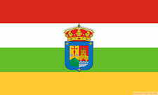 LA RIOJA 5x3 feet FLAG 150cm x 90cm SPAIN SPANISH flags