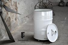 Wäschetonne Wäschekorb Fasstonne aus 60l Neu Fass - Farbe nach Wahl - Wäschebox