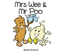 Potty Training & Toilet Training Book - Mrs Wee & Mr Poo