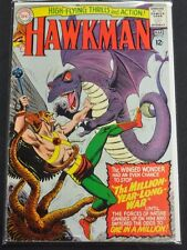 HAWKMAN #12 - 1966 (6.0) THE MILLION YEAR LONG WAR!